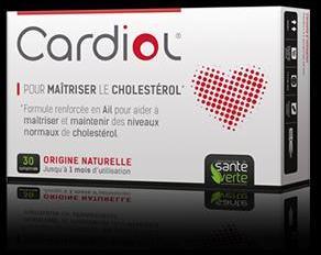 Cardiol 60 comprimés Santé