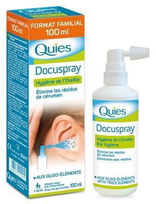 Quies Docuspray Spray Auriculaire