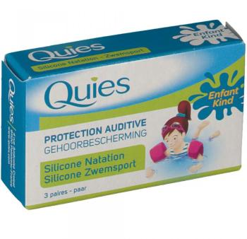 Quies silicone bouchons auriculaire