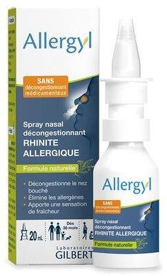 Allergyl Spray Nasal Décongestionnant