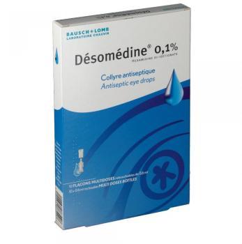 Désomédine 0 1