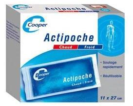 Actipoche chaud froid 11x27cm