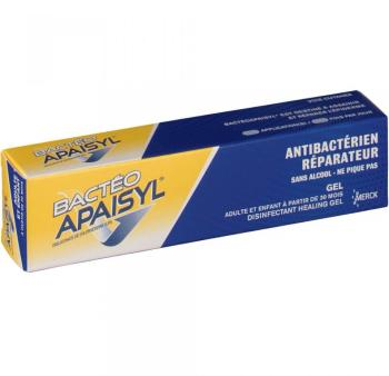 Bactéo Apaisyl gel antibactérien