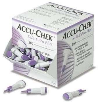 Accu-Chek Safe T Pro Plus