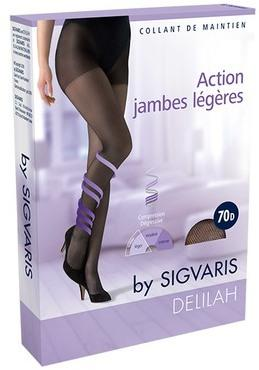 Sigvaris Delilah Collant Noir