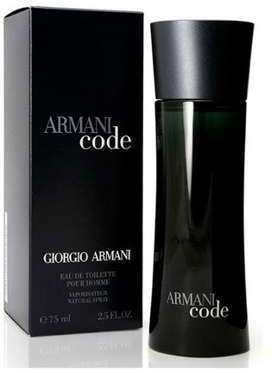 Eau de toilette Armani Armani