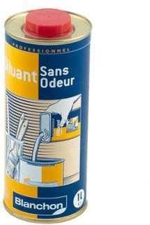 Diluant sans odeur - Blanchon