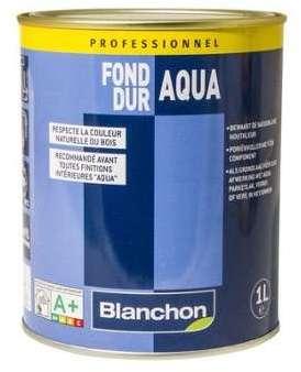Fond dur aqua incolore - 1litre