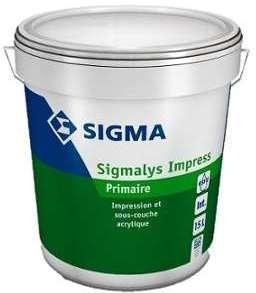 SIGMALYS IMPRESS - SIGMA -