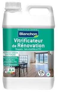 Vitrificateur de rénovation