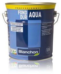 Fond dur aqua incolore - 2