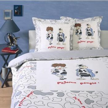 Moulin cpoupe range pyjama myrtille roty for Housse de couette ange