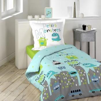 Parure de lit enfant petits