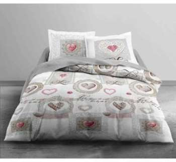 Parure de lit flanelle Today