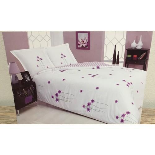 tradilinge parure de lit rock 240x260. Black Bedroom Furniture Sets. Home Design Ideas