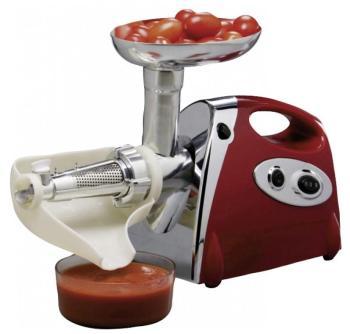 Combiné presse tomates - hachoir