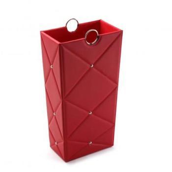 Porte parapluie design losange