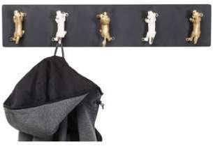 Porte manteau design en fibre