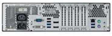 ESPRIMO D957 E94 PC de bureau