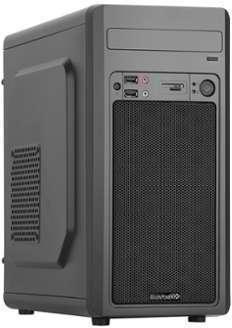 Boîtier PC MaxInPower Black