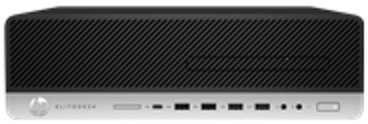 EliteDesk 800 G3 PC de bureau