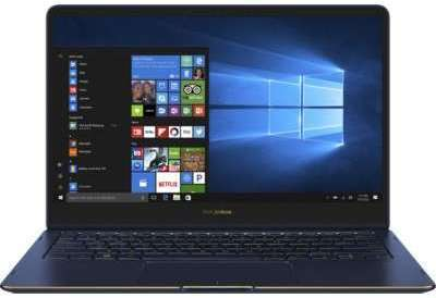 Ordinateur portable Asus Zenbook-Flip-S-7R16256-B