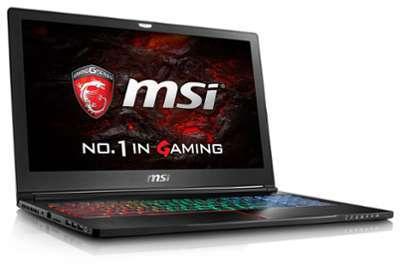 PC portable MSI GS63VR 7RF-262