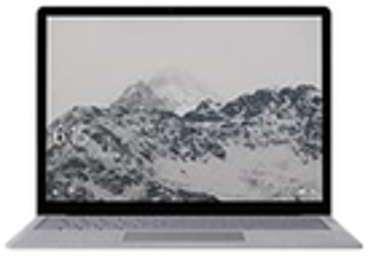 Microsoft Surface Laptop -
