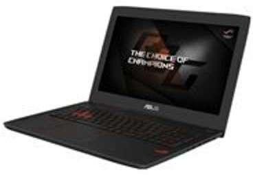 ROG G502VM FY231T PC portable