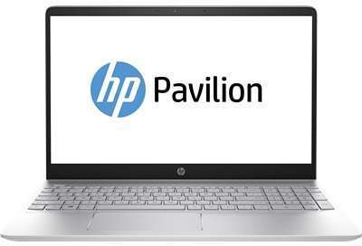 HP Pavilion 15-ck005nf - argent