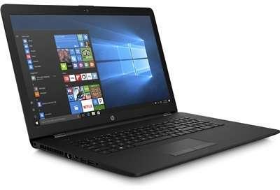 HP 17-bs025nf - noir avec