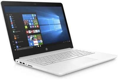 HP 14-bp005nf - blanc avec