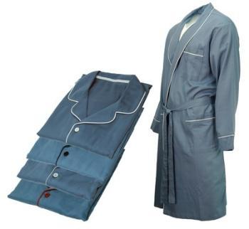 Robe de Chambre satin de coton