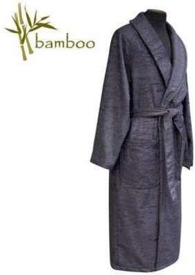 Yoshi Peignoir coton Bambou