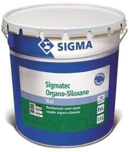 SIGMATEC ORGANO SILOXANE -