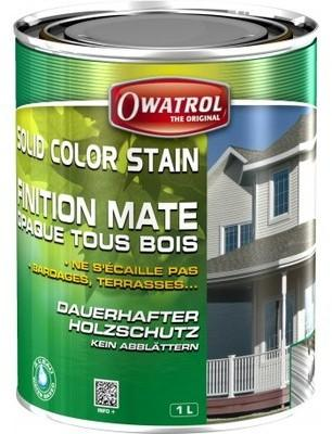 SOLID COLOR STAIN - Lasure