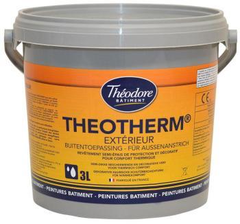 Peinture isolante thermique