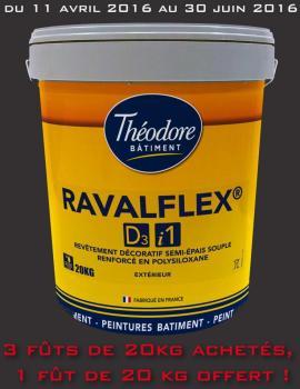Ravalflex D3 i1 (20kg) Peinture