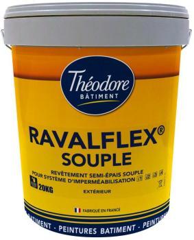 Ravalflex souple (20kg) Revêtement