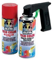 Tech-Color peinture acrylique