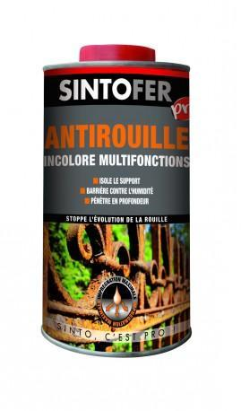 Antirouille Incolore Multifonctions