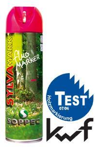 Traceur forestier Fluo Marker