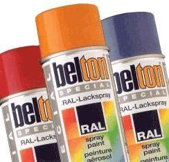 Bombe peinture Belton SpectRAL