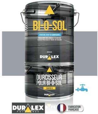 PEINTURE SOL epoxy bi-composante