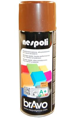 Bombe de peinture en aérosol