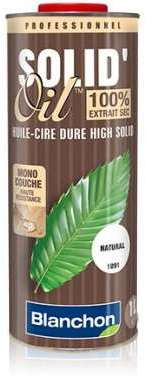 Solid oil 100 1 Litre - Blanchon