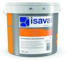 Isolation thermique anti-condensation-Isaval