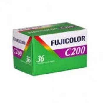Fujicolor C200 36 poses
