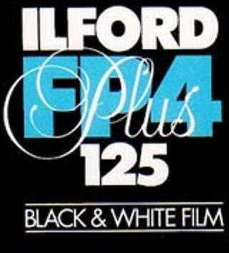 ILFORD FP4 125asa 135 30 5mètres
