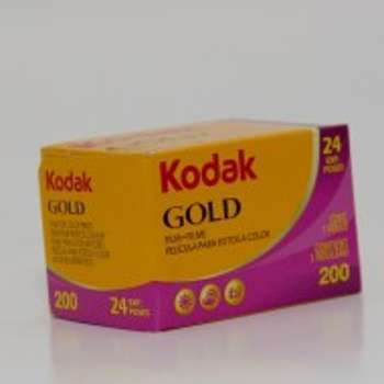Kodak dev compris gold 200